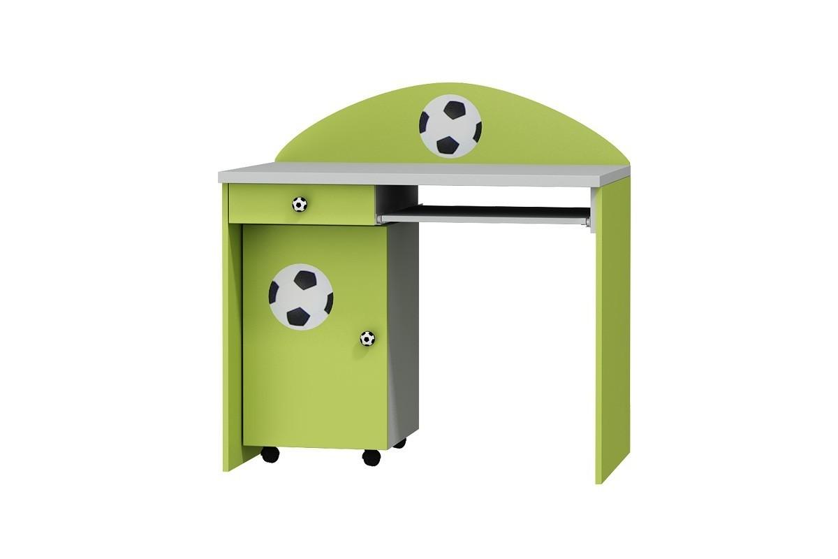 Biurko bez nadstawki do pokoju dziecięcego FOOTBALL