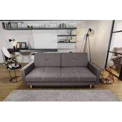 Sofa AMBER szara