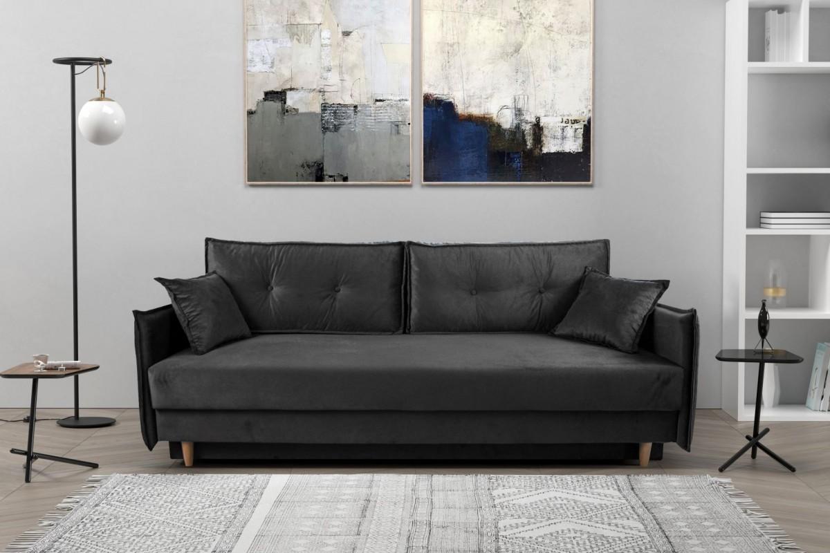 Sofa NEVADA szara