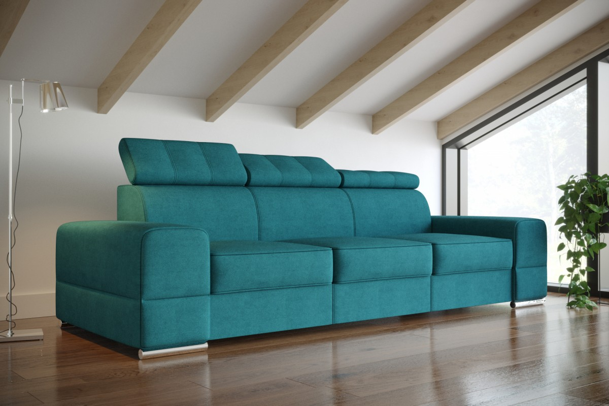 Sofa REY III turkus