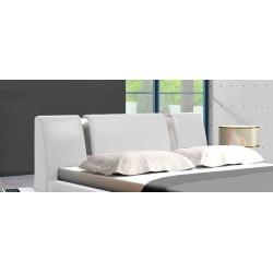 Łóżko LUXURY białe Łóżko LUXURY białe