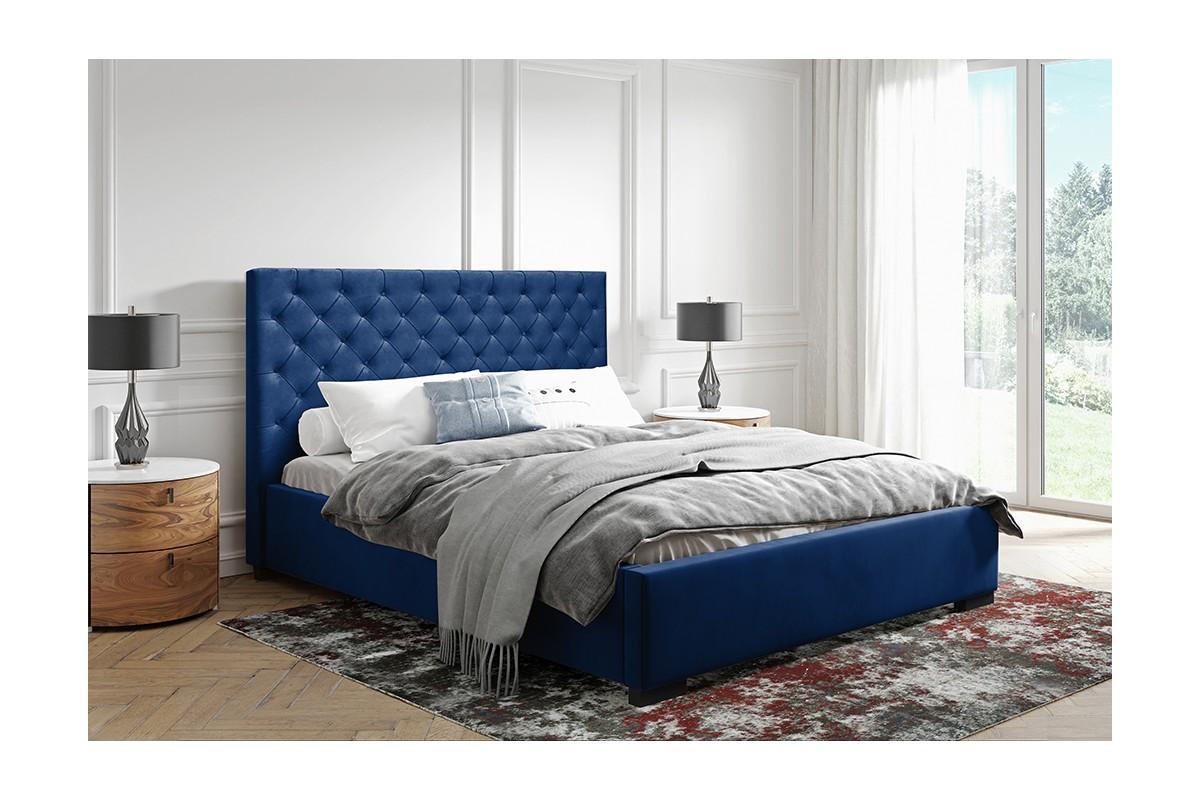Łóżko SILVER