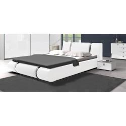 Łóżko Sypialnia AGAT biała