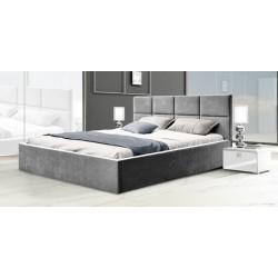 Łóżko tapicerowane Sypialnia BASIC