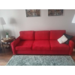 Sofa EVANT DL - zdjęcie realne Sofa kolor szary