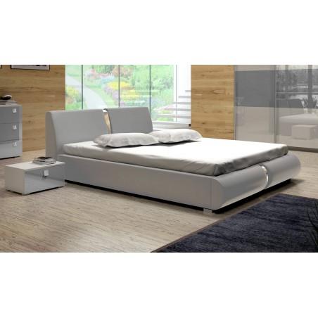 Łóżko tapicerowane LUXE