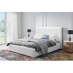 Łóżko tapicerowane TRIX