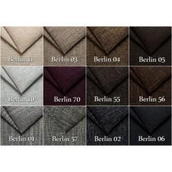 Tkanina BERLIN Narożnik PRIMA 275x215, strona prawa