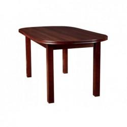Stół S1/3/A OWAL Zestaw nr.1, wybarwienie drewna: kasztan