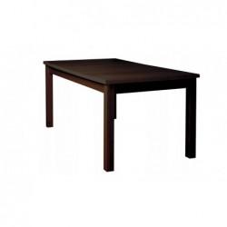 Stół S4/3/A PROSTOKĄT Zestaw nr.7, wybarwienie drewna: czarny