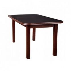 Stół S2/3/A OWAL Zestaw nr. 8, wybarwienie drewna: orzech ciemny