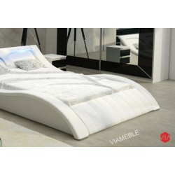 Łóżko RUBIN II białe Łóżko RUBIN II białe
