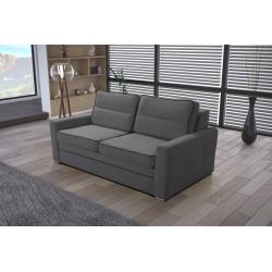 Sofa kolor ciemny szary Sofa ART turkus