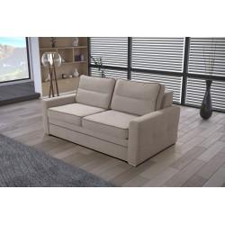 Sofa kremowy Sofa ART turkus