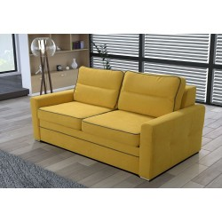 Sofa kolor żółty Sofa ART turkus