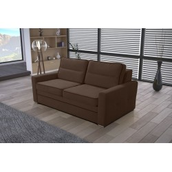 Sofa kolor ciemny brąz