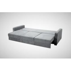 Funkcja spania Sofa kolor szary