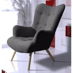 Dekoracyjny fotel LORI