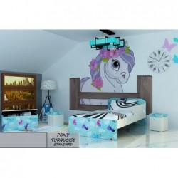 Łóżko dziecięce kolekcja STANDARD