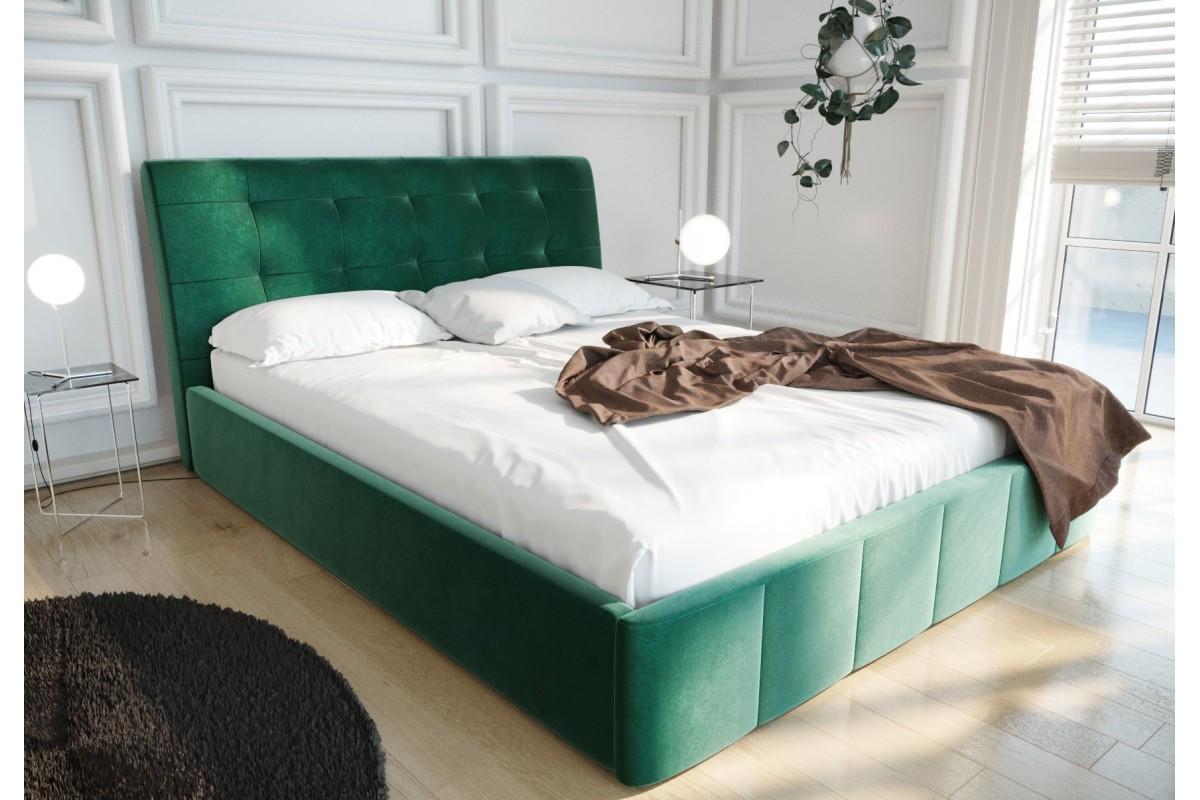 Łóżko tapicerowane LOREN