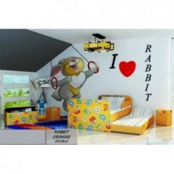 Łóżko dziecięce kolekcja DOUBLE