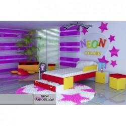 Łóżko dziecięce kolekcja NEON