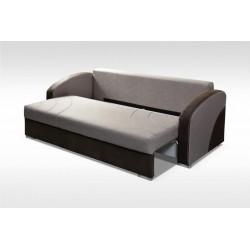 Funkcja spania oraz pojemnik na pościel Sofa AMIGO