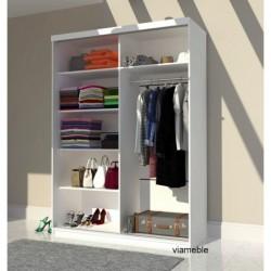 Wnętrze szafy LUXURY we wszystkich szerokościach ( oprócz 230 cm ! )