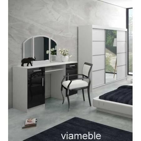 Toaletka z lustrem PERŁA