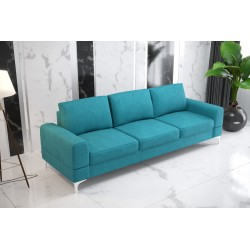 Sofa GLORIA DL 260 cm turkus Sofa GLORIA DL 260 cm