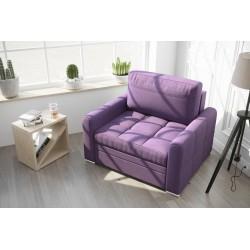 Fotel NERO 100 cm fiolet Fotel NERO 100 cm turkus