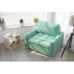 Fotel NERO 100 cm Fotel NERO 100 cm turkus