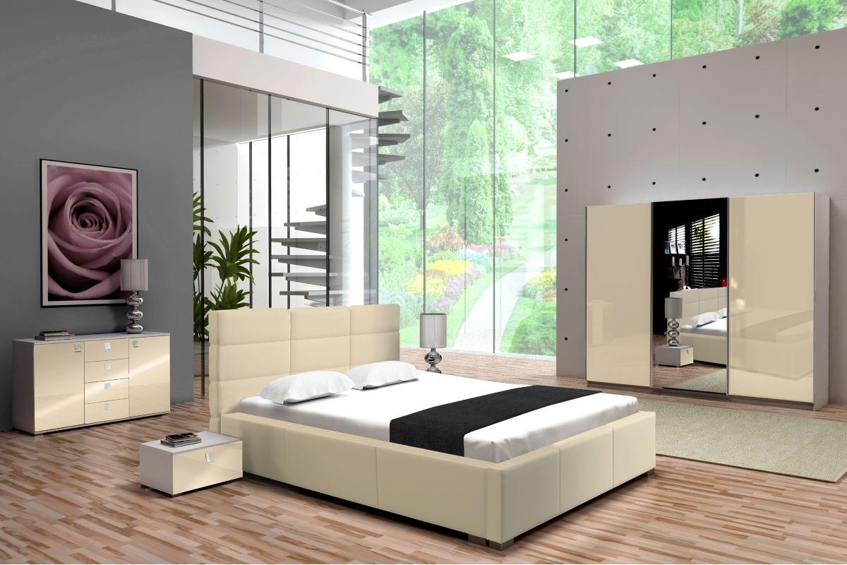 Sypialnia PERŁA kremowa