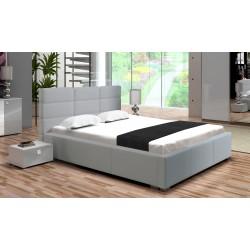 Łóżko PERŁA szare