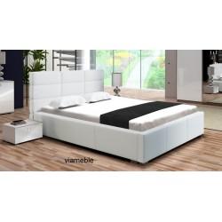 Łóżko PERŁA białe
