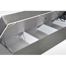 podział pojemnika łóżko GLOW
