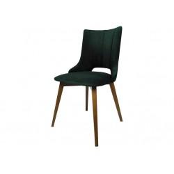 Krzesło BELLA butelkowa zieleń Zestaw LAURA