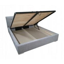podglądowe zdjęcie pojemnika na pościel łóżko LARA