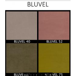 Tkanina BLUVEL Zestaw nr.54, kolor blatu: biały połysk