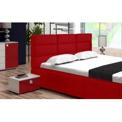 Łóżko PERŁA czerwone Łóżko PERŁA czerwone