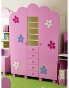 Viameble | Baśniowe i pojemne szafy do pokoju dziecięcego